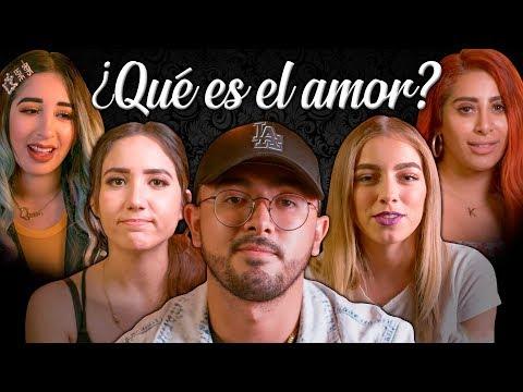 ¿Qué es el amor? | Youtubers enamorados