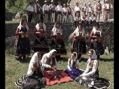EMRI I TRIMAVE - Shoqata- DEDE GJON LULI, Hot , Tuz Malsi e Madhe