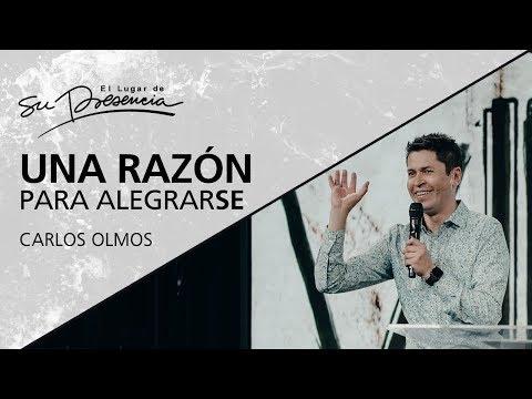 📺 Una razón para alegrarse - Carlos Olmos - 8 Abril 2018
