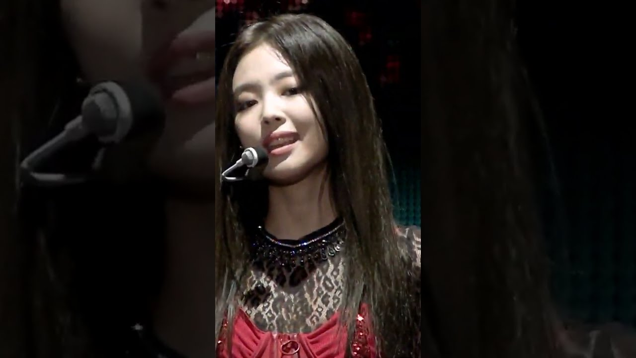Blackpink Jennie's MIC is ON | STAY