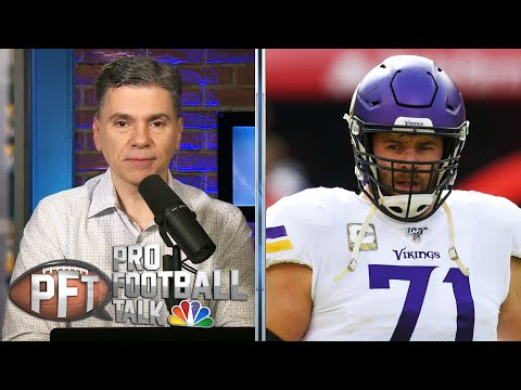 Vikings' Riley Reiff expects to be cut for not restructuring deal | Pro Football Talk | NBC Sports