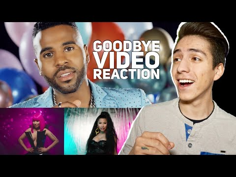 Jason Derulo x David Guetta- Goodbye ft Nicki Minaj x Willy William Official Music Video |E2 reacts