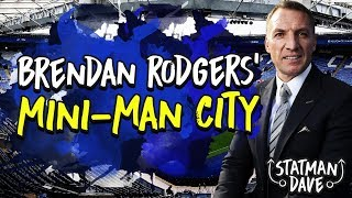 How Brendan Rodgers is Building a Mini-Man City at Leicester City | Tactics Explained