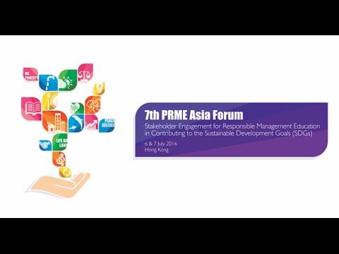 7th PRME Asia Forum