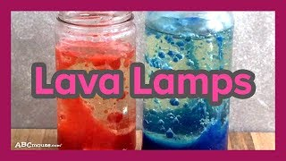 Science Activities for Kids: Lava Lamp by ABCmouse.com