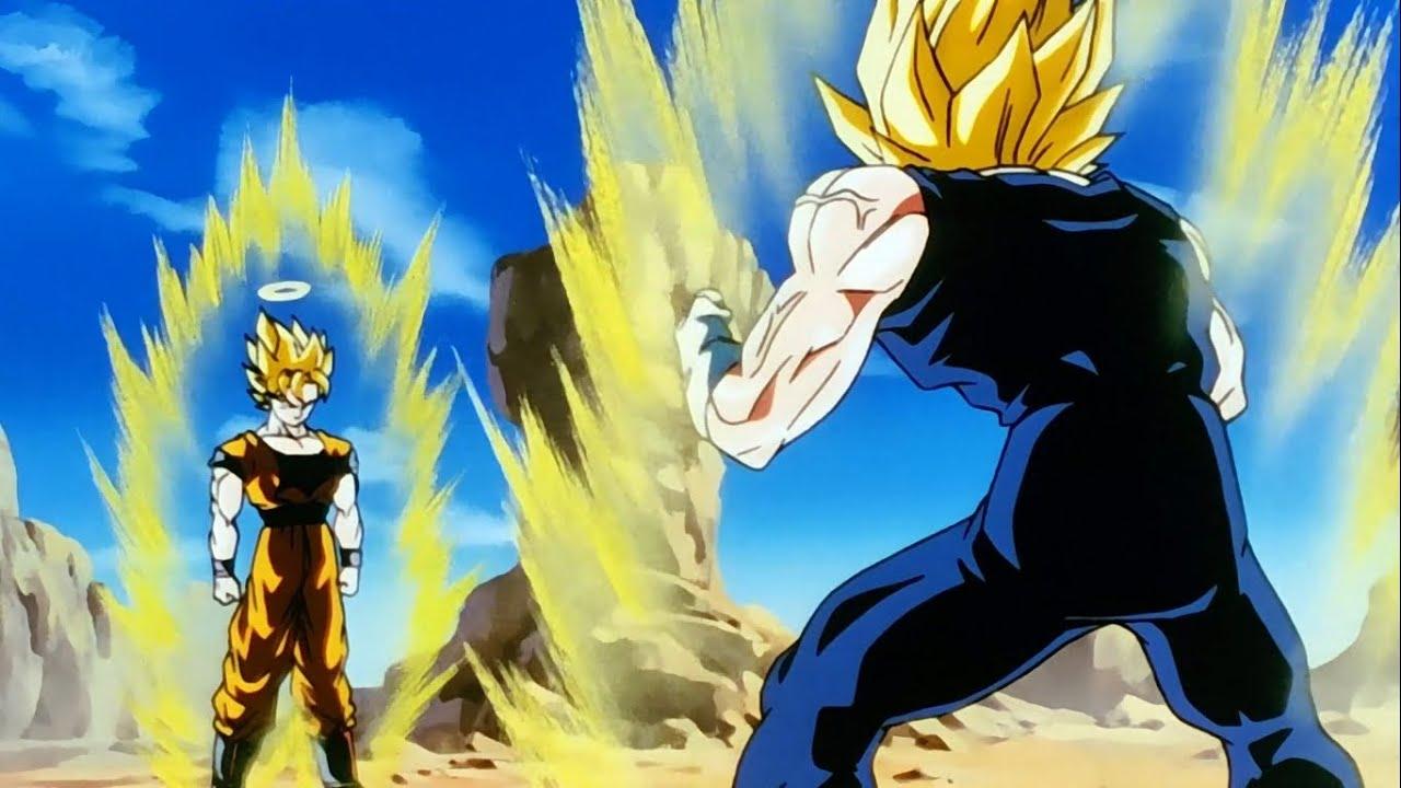 Las diferentes transformaciones de Goku en la historia de