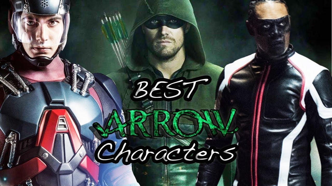 Have Arrow tv series