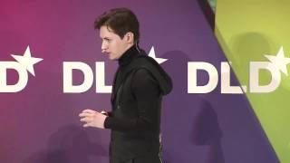 Павел Дуров: Выступление на конференции DLD