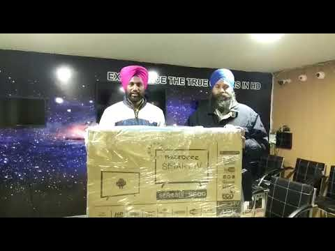 MR Sukhraj Singh receiving Product From Amritsar Office/ Whizz Power