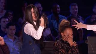NEW: The Sacred Riana's New Performance and Voting Information/America's Got Talent 8/21/2018 thumbnail