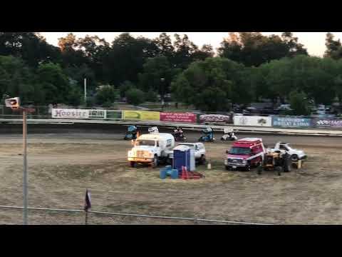 Plaza Park Raceway 5/10/19 Jr Sprint Heat Cash