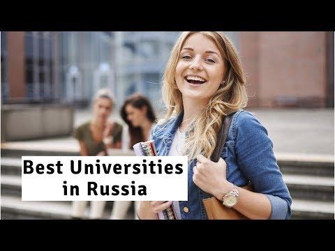 Best 10 Universities in Russia 2019 |Top 10 Universities in Russia|| University Hub