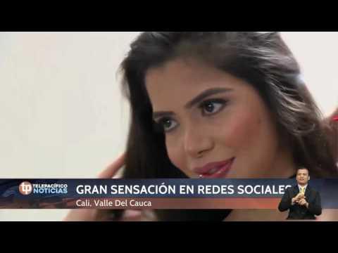 La modelo Lorena Orozco en entrevista con Óscar López Noguera | Telepacífico Noticias thumbnail