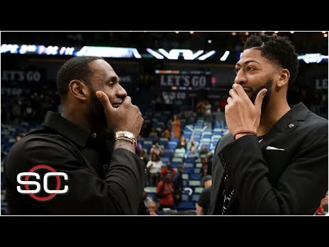 Lakers legitimate contender after trading for Anthony Davis - Adrian Wojnarowski | SportsCenter