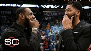 Lakers 'legitimate contender' after trading for Anthony Davis - Adrian Wojnarowski | SportsCenter