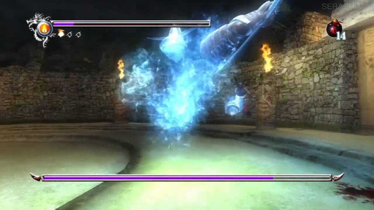 Ninja Gaiden Sigma Master Ninja Chapter 17 Vengeful Spirit
