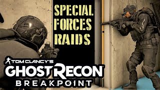 [F.I.S.T] GHOST RECON BREAKPOINT | Special Forces Raids (Ubisoft Event Gameplay)