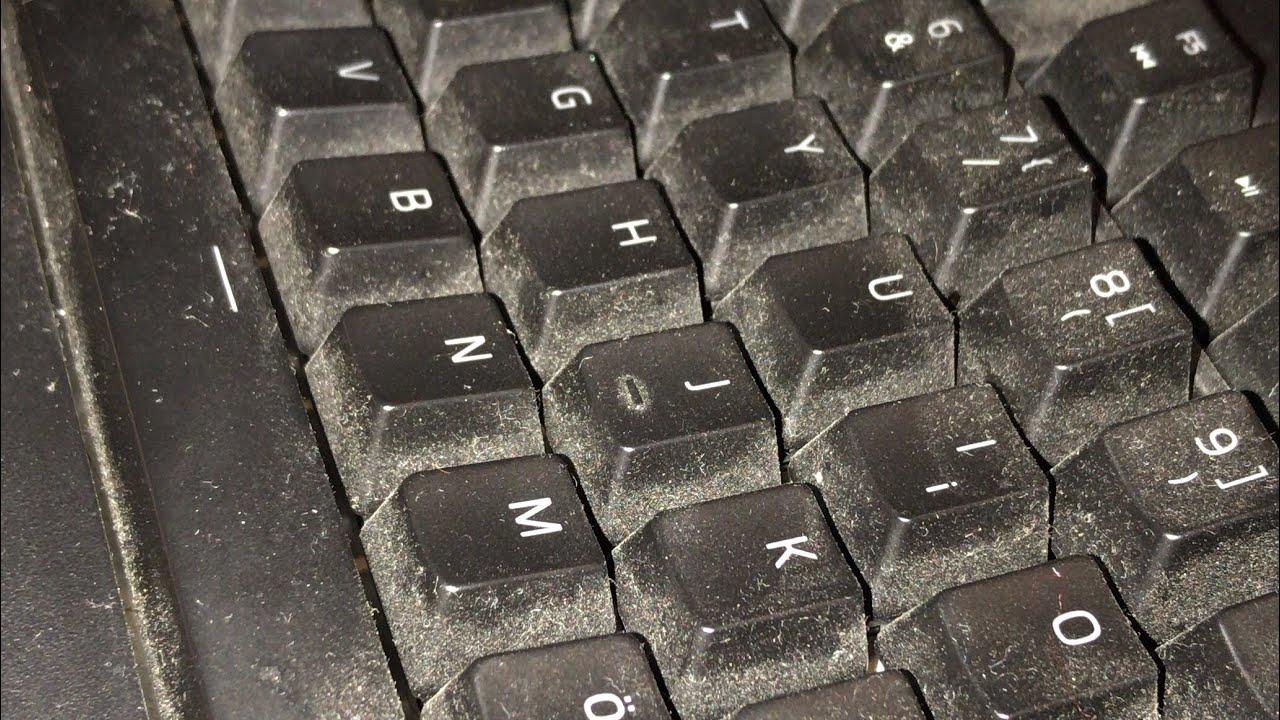 Razer Klavyemi Temizledim | RAZER BLACKWIDOW CHROMA V2
