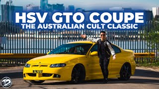 600HP HSV GTO Coupe (Supercharged) - The Australian Cult Classic | CAR REVIEW