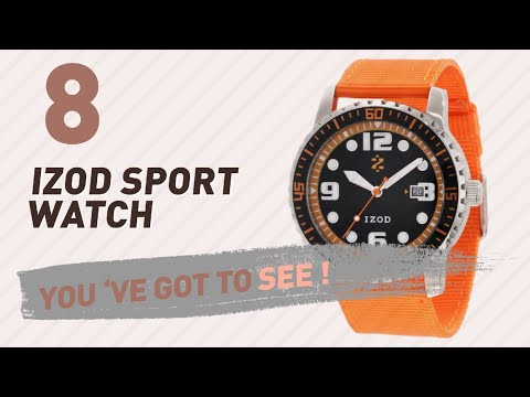 Izod Sport Watch For Men // New & Popular 2017