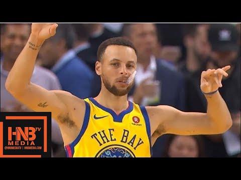Golden State Warriors vs San Antonio Spurs 1st Qtr Highlights / March 8 / 2017-18 NBA Season