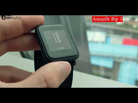 All you need to know about the Huami Amazfit Bip 2