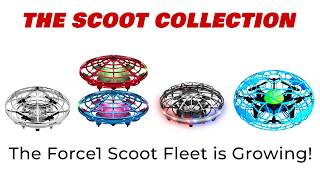Scoot Drone Collection Video for Force1RC.com