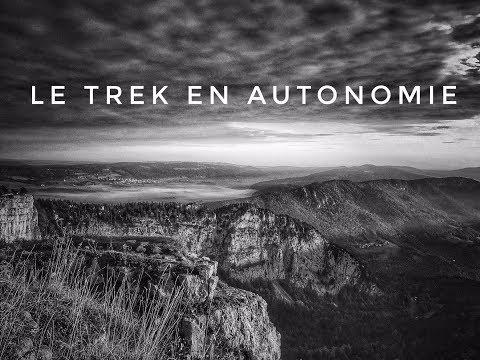 Le trek en autonomie vu par Mon Truc en Moins - Hiking in Self-sufficiency, a testimonial by Mon Truc en Moins