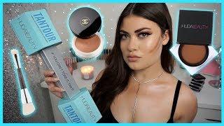 Huda Beauty TANTOUR Cream Contour! Review, Demo & Swatches