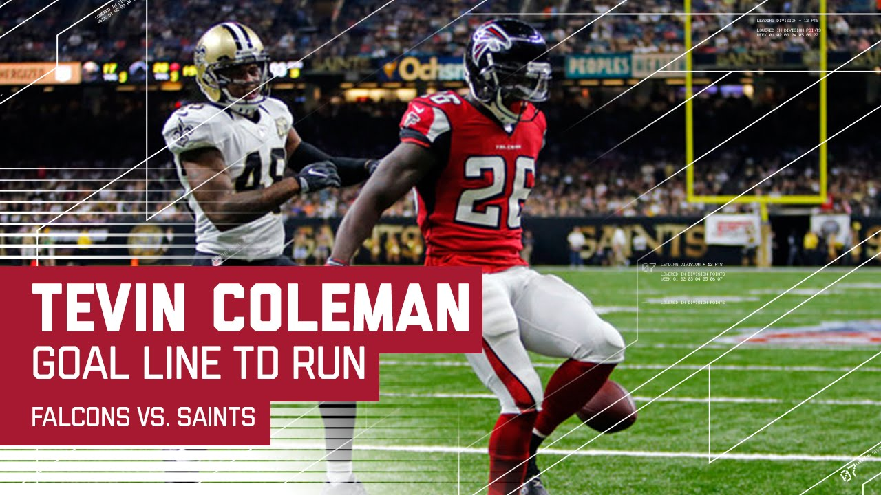 Tevin Coleman s 3rd TD Caps f Another Huge Drive