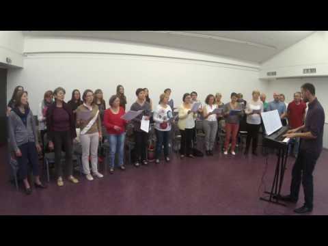 Le Rêve du Pêcheur - Laurent Voulzy - Ensemble Vocal Mine de Rien