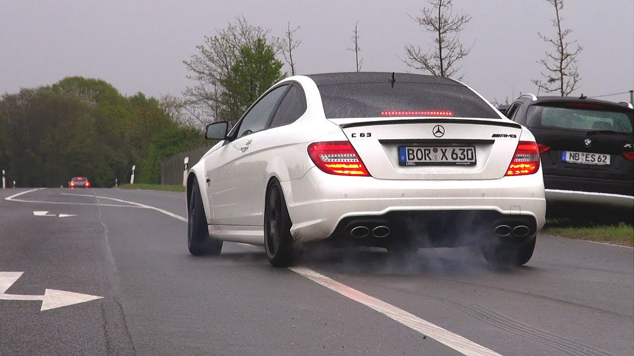 600hp wimmer performance mercedes benz c63 amg coupe for Performance mercedes benz