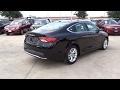 2015 Chrysler 200 San Antonio, Austin, Houston, New Braunfels, Helotes, TX NW11511