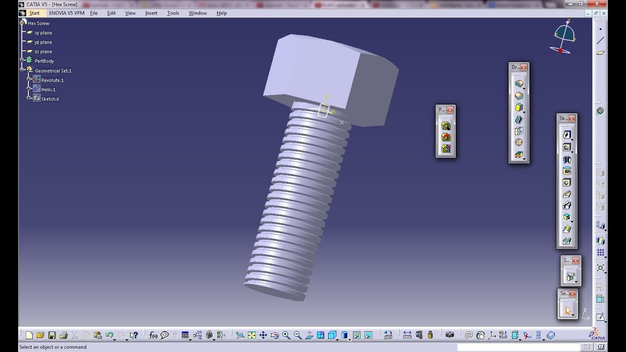 Cloud Powered 3D CADCAM Software for Product Design