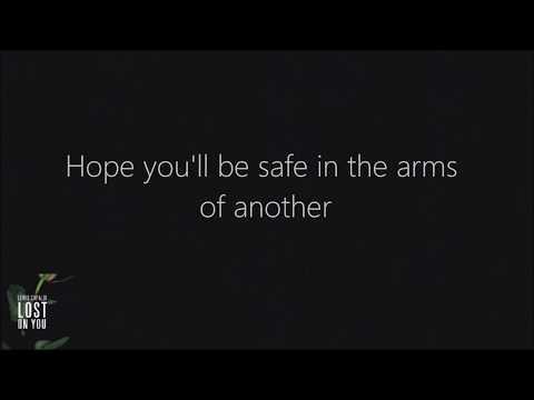 Lewis Capaldi - Lost On You - LYRICS