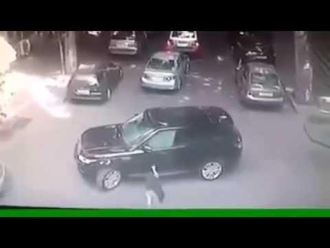 Убийство криминального авторитета Сосо Джохадзе Тбилиси The Murder Of Crime Boss
