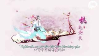 [Vietsub + Kara] Thiên Mộng (千梦) - Aki A Kiệt ft HITA (Aki阿杰 & HITA)