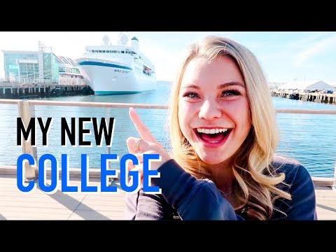 SHIP MOVE IN VLOG | Semester at Sea Spring 2020