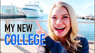 SHIP MOVE IN VLOG | Semester at Sea Spring 2020