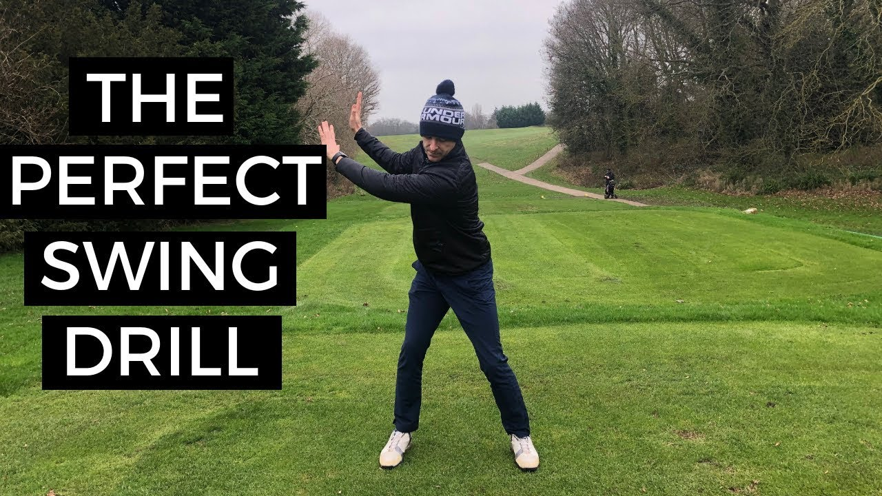 7e5a59cecc45 EASY WAY TO MASTER THE GOLF SWING - GREAT DRILL - YouTube