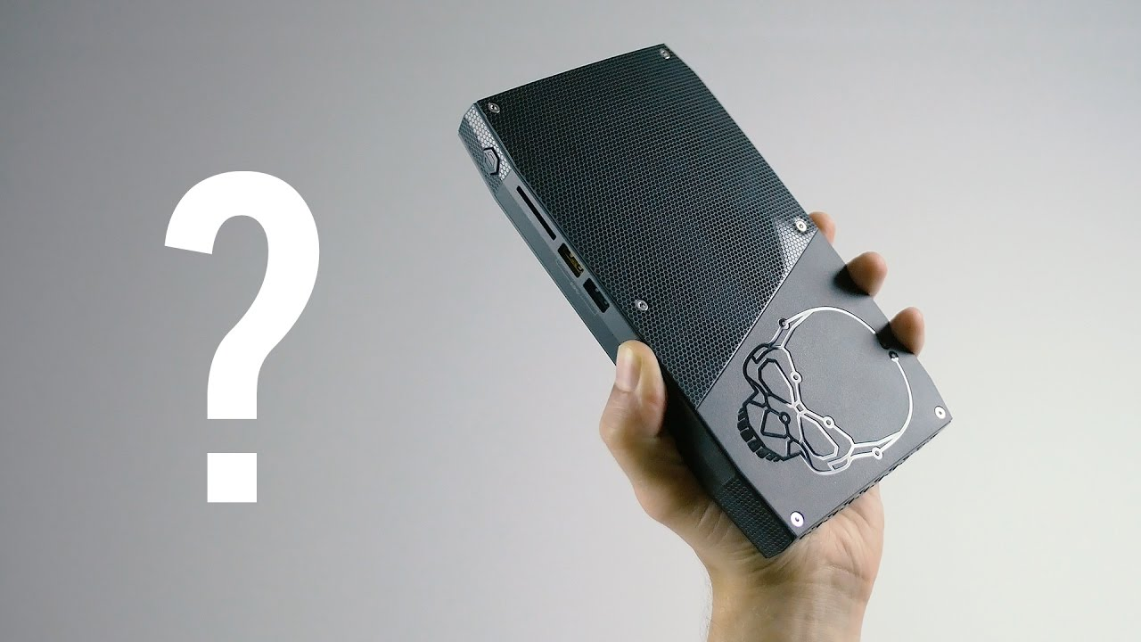 Intel's Skull Canyon NUC - A Compact Powerhouse?