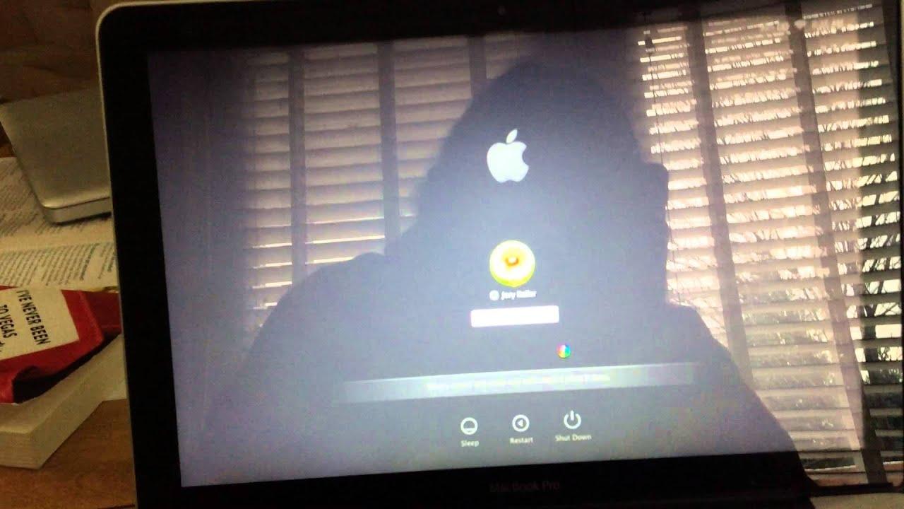Macbook Pro Won