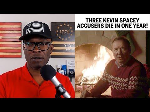 THREE Kevin Spacey Accusers DIE In One Year!