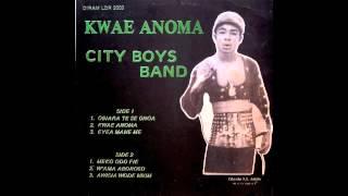 J.A. Adofo & City Boys Band - Obiara Te Se Onoa