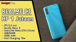 Hp 1 Jutaan!! Realme C3 Indonesia - Spesifikasi Dan Harga