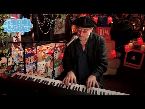 "JON CLEARY - ""Burgundy Street Boogie"" (Live in New Orleans) #JAMINTHEVAN"