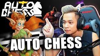 Mixigaming Hướng dẫn qua cách chơi Auto Chess của Dota 2.