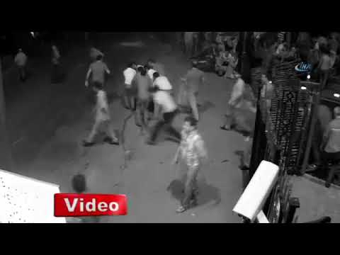Darbeci hainlerin Genelkurmay'daki katliamı güvenlik kamerasında