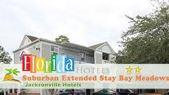 Suburban Extended Stay Bay Meadows - Jacksonville Hotels, Florida