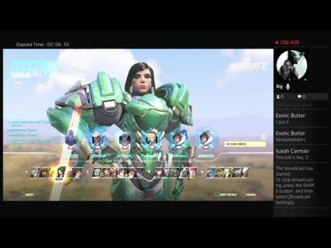 Overwatch Vr gameplay